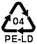 4 PE-LD